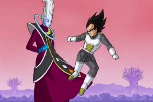 Dragón Ball Super latino capitulo 19