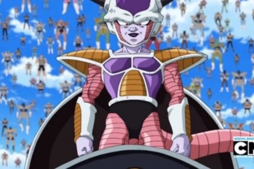 Dragón Ball Super latino capitulo 23