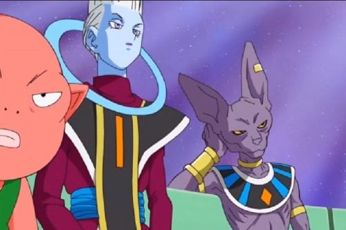 Dragón Ball Super latino capitulo 32