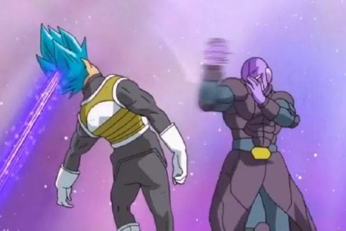 Dragón Ball Super latino capitulo 38
