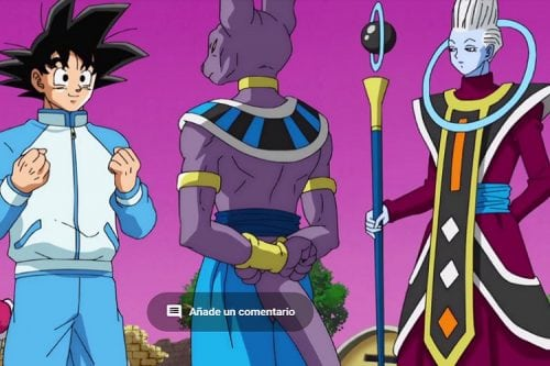 Dragón Ball Super latino capitulo 5