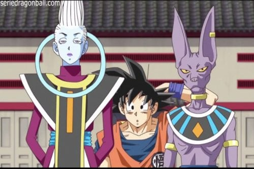 Dragón Ball Super latino capitulo 53