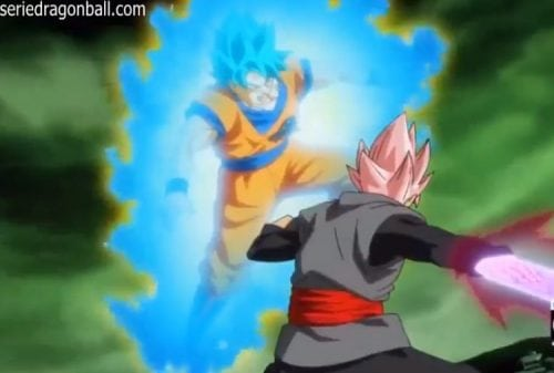 Dragón Ball Super latino capitulo 57