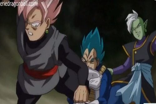 Dragón Ball Super latino capitulo 62