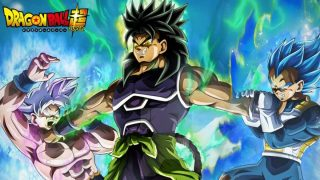 Dragon ball super Broly La pelicula